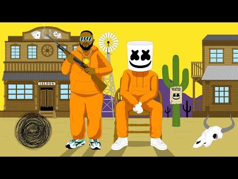 Back in time – Marshmello lyrics