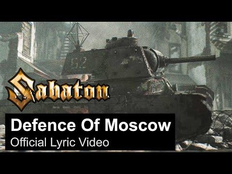 Defence of Moscow - Sabaton