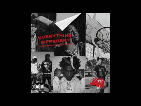 Everything different - Culture Jam