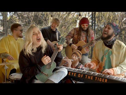 Eye of the tiger – Walk off the Earth lyrics