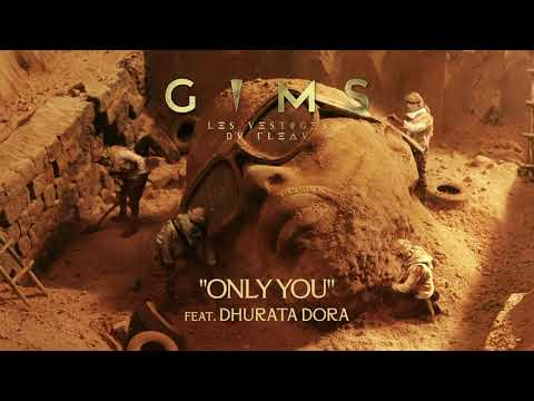 Only you – GIMS paroles