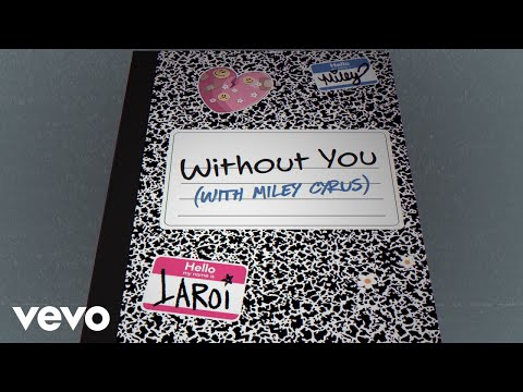 Without you - The Kid LAROI