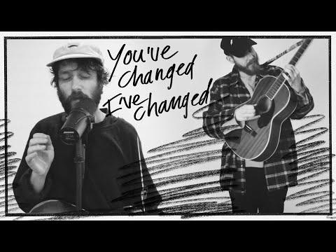 You've changed I've changed – San Holo lyrics