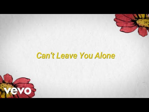 Can't leave you alone – Maroon 5 lyrics
