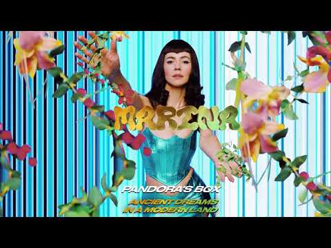 Pandora's box – MARINA lyrics