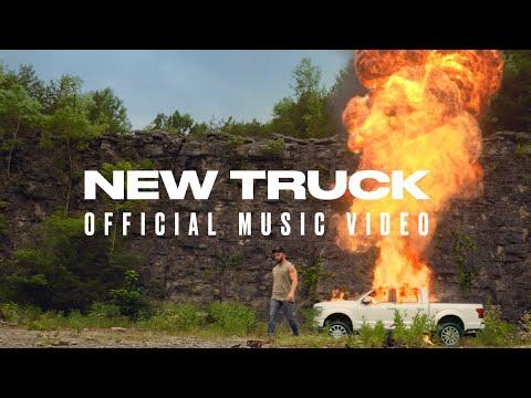 New truck - Dylan Scott