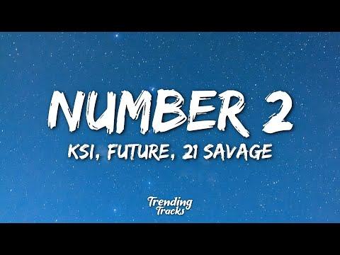 Number 2 – KSI lyrics