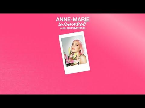 Unlovable – Anne-Marie lyrics