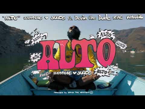 Alto – Zombie Juice lyrics