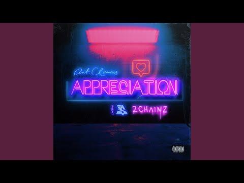 Appreciation - Ant Clemons