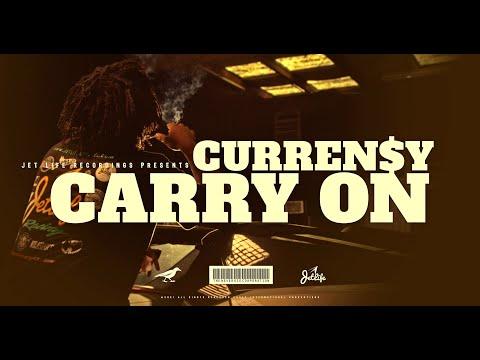 Carry on – Currensy lyrics