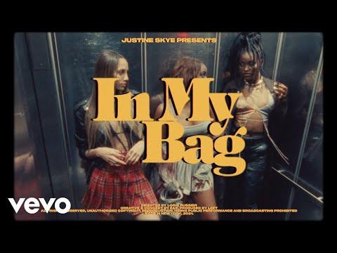 In my bag - Justine Skye