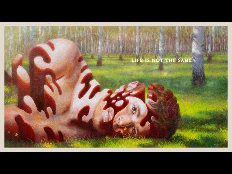 Life is not the same - James Blake