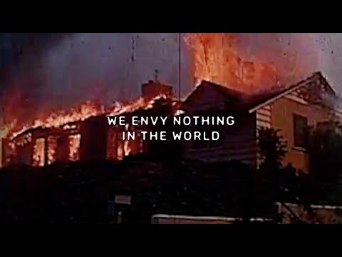 We envy nothing in the world - Suicideboys