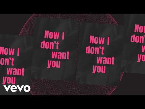 I don't want you - Riton