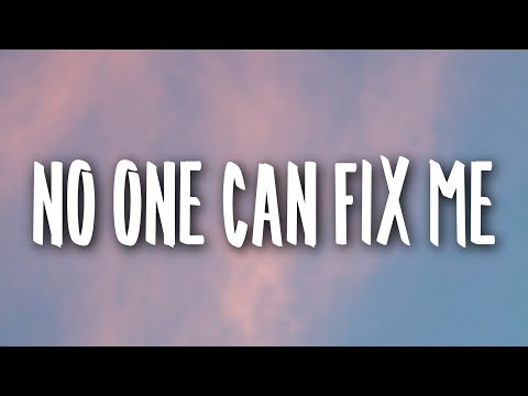 No one can fix me - Frawley