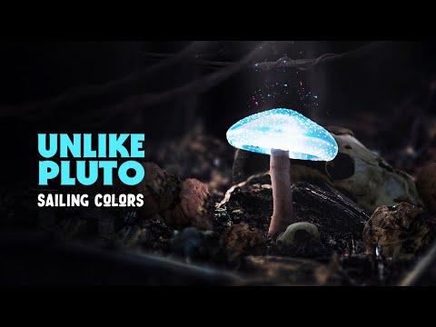 Sailing colors - Unlike PLuto
