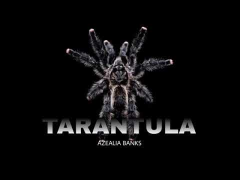Tarantula – Azealia Banks lyrics