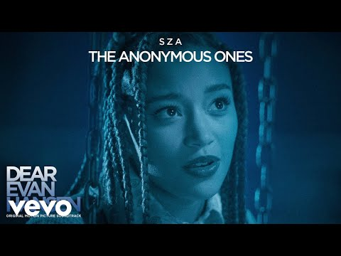 The anonymous ones – SZA lyrics